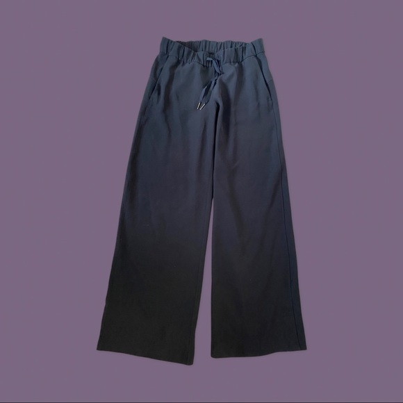 Lululemon On-The-Fly Wide Leg Pant